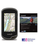 Oregon 600 GPS Discoverer™ Bundle (with GB 1:50K Map)