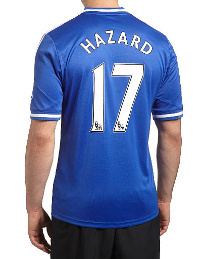 adidas Chelsea 2013/14 Hazard Home Shirt
