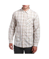 Men's Insect Blocker Plaid Long Sleeve Shirt