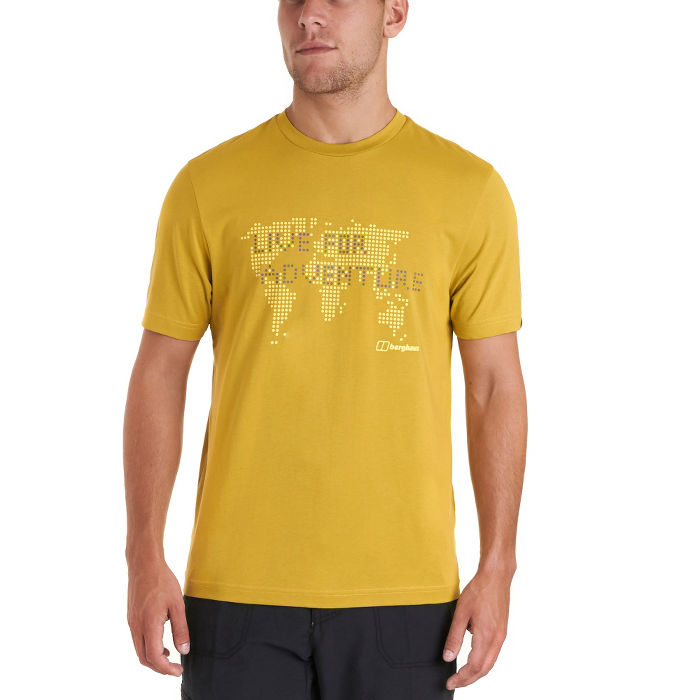 Mens Live for Adventure® T-Shirt