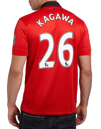 Nike Manchester United 2013/14 Kagawa Home Shirt