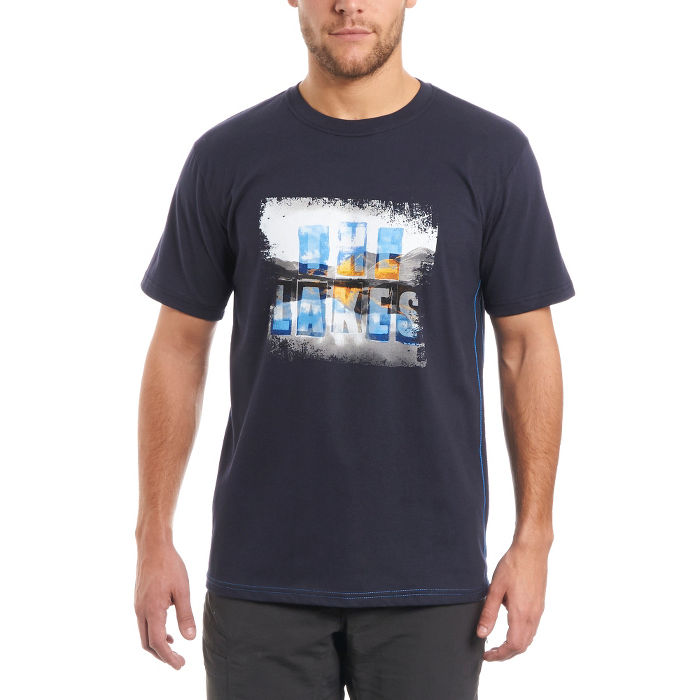 PETER STORM Mens The Lakes T-shirt product image