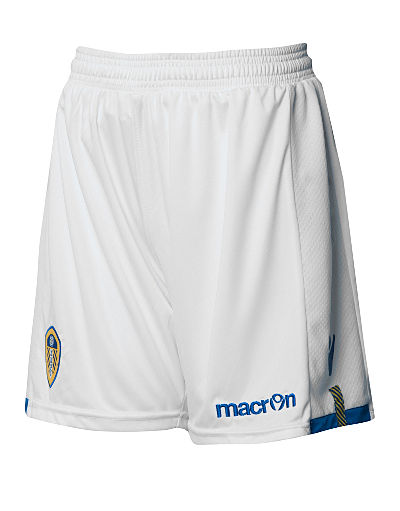 Macron Leeds United 2013/14 Junior Home Shorts