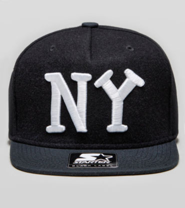Starter Black Label x size? NY Black Yankees Cap