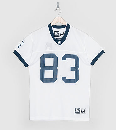 Starter Black Label x size? NL Football Jersey
