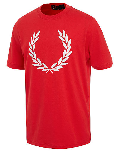 Fred Perry Large Logo T-Shirt Junior product image