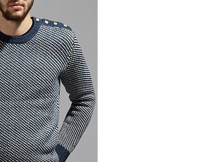 Jack & Jones Rior Jumper - Bank