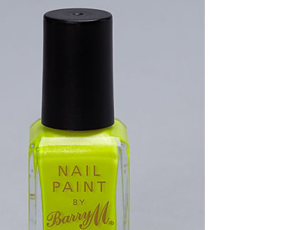 Barry M Neon Yellow