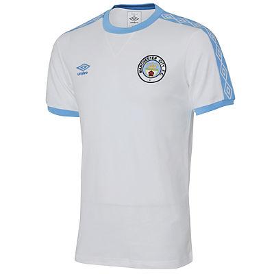 Manchester City Ringer T-Shirt