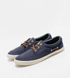 Lyle & Scott Canvas Boat