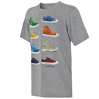 Shoe Diagonal T-Shirt