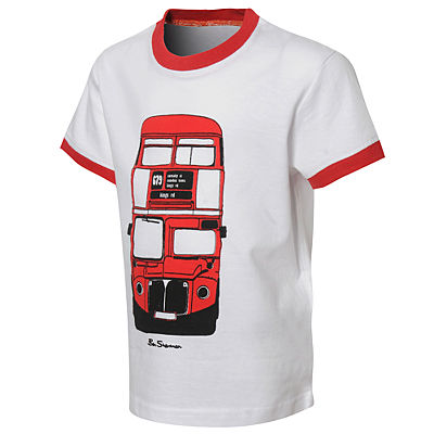 Bus T-Shirt Infants