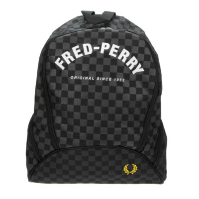 Checkerboard Mono Backpack