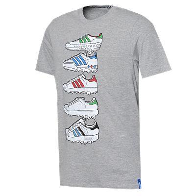 Trefoil Sneaker T-Shirt