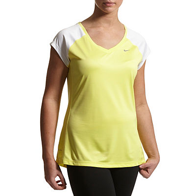Nike Miler V-Neck T-Shirt product image