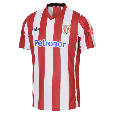 Umbro Athletic Bilbao Home Shirt 2012/13