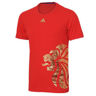 Team GB Lion Head T-Shirt