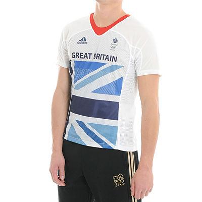 Team GB Running T-Shirt
