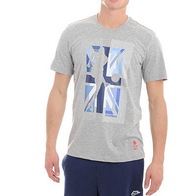 Team GB Football T-Shirt