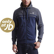 Sergio Tacchini Science Full Zip Hoody