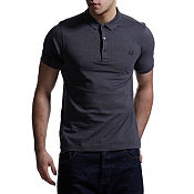 Fred Perry Oxford Taped Polo Shirt