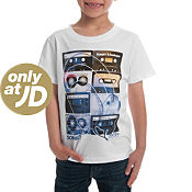 Sonneti Mini Analogue T-Shirt Childrens
