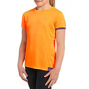 Nike Girls Miler T-Shirt Junior