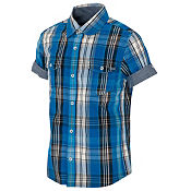 Timberland Short Sleeve Check Shirt