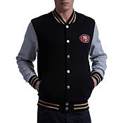 Majestic Athletic NFL San Francisco 49ers Baseball Jacket