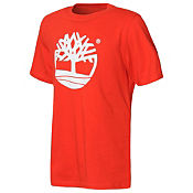 Timberland Large Logo T-Shirt Junior