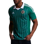 adidas Northern Ireland Home Football Shirt 2012/13