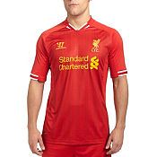 Warrior Sports Liverpool Home Shirt 2013/14 PRE ORDER