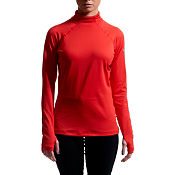 Nike Pro Hyperwarm Mock Neck Top