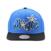 Mitchell & Ness NBA Orlando Magic Underbill Snapback Cap
