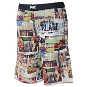 Timberland Photo Print Shorts Junior