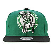 Mitchell & Ness NBA Boston Celtics Snapback Cap