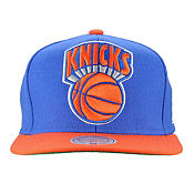 Mitchell & Ness NBA New York Knicks Snapback Cap