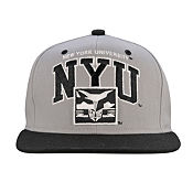 Mitchell & Ness NCAA New York University Snapback Cap