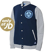 adidas College Baseball Jacket Junior