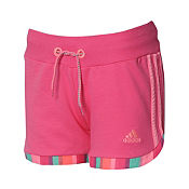 adidas Girls Beach Shorts Junior