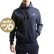 Sergio Tacchini Science Full Zip Fleece Hoody