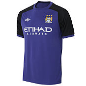Umbro Manchester City Training Jersey