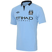 Umbro Manchester City Home Shirt 2012/13