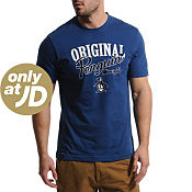 Original Penguin Script T-Shirt