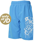 Carbrini Griffin Drip Shorts