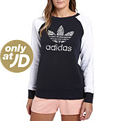 adidas Originals Trefoil Flower Fun Sweatshirt