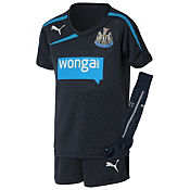 Puma Newcastle Away 2013/14 Childrens Kit