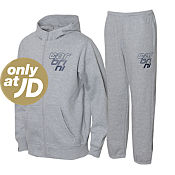 Carbrini Jordan Fleece Tracksuit