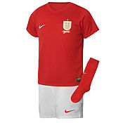 Nike England 2013/14 Childrens Away Kit