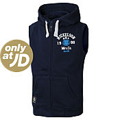 Nickelson Dayton Sleeveless Hoody Juniors